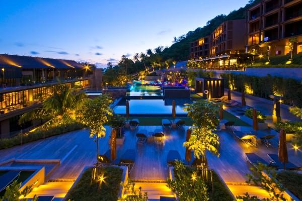 Piscine - Hôtel Sunsuri Phuket 5* Phuket Thailande