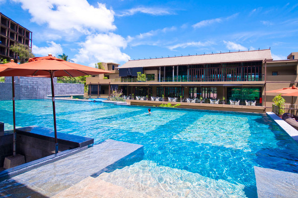 Piscine - Sunsuri Phuket