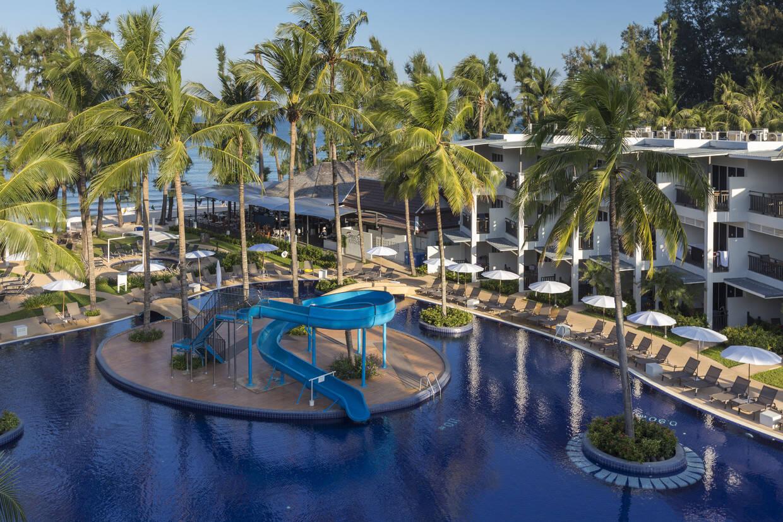 Piscine - Hôtel Sunwing Bangtao Beach 4* Phuket Thailande