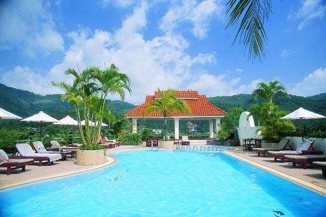 Hôtel The Old Phuket Karon Beach Resort 4*