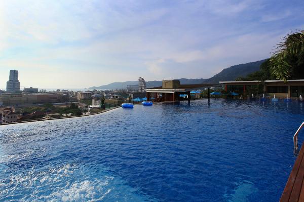 Piscine - The Senses Resort 4* Phuket Thailande
