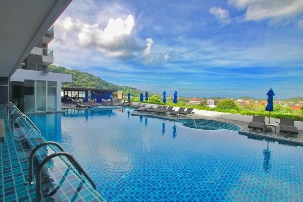 Piscine - Hôtel The Yama Hotel Phuket 4* Phuket Thailande