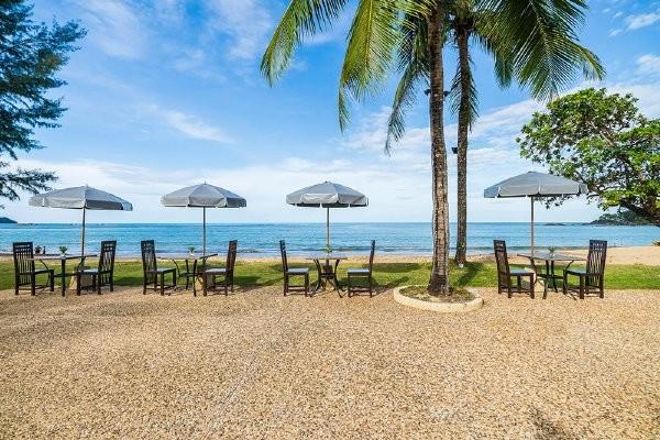 Plage - Hôtel Adult Only Hive Khao Lak Beach Resort 4* Phuket Thailande