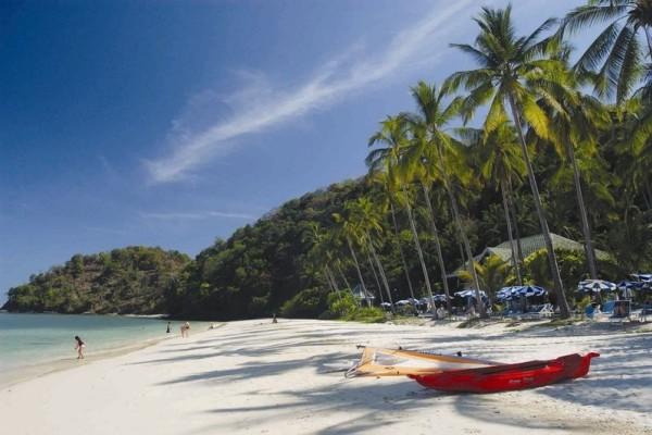 Plage - Cape Panwa 5* Phuket Thailande