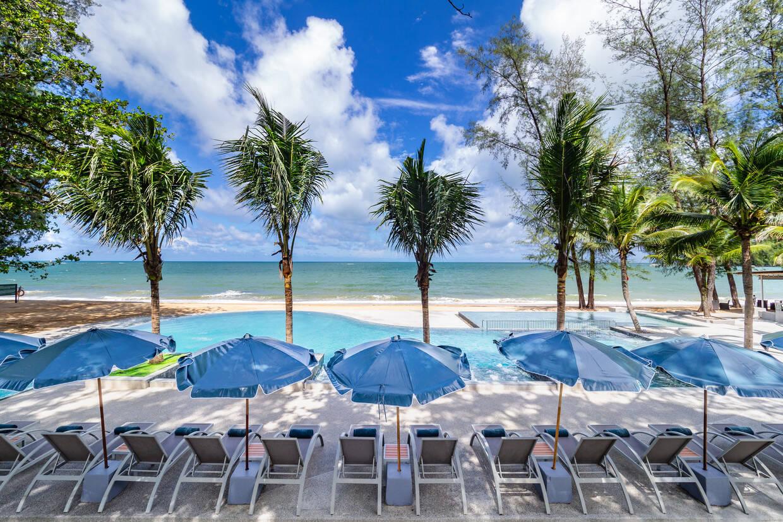 Plage - Emerald Khao Lak Beach Resort & Spa 4* Phuket Thailande