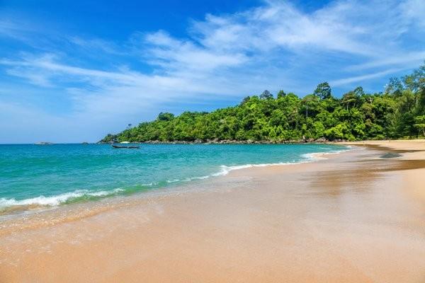 Plage - Club Framissima Hive Khaolak Beach Resort 4* Phuket Thailande