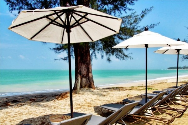 Plage - Club Kappa Club Thai Beach Resort 5* Phuket Thailande