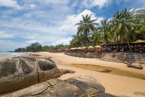 Plage - Hôtel Khaolak Laguna Resort 4* Phuket Thailande