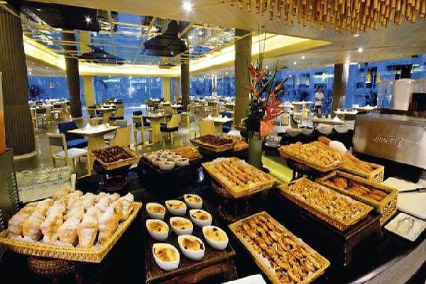 Restaurant - Hôtel Sentido Graceland Khao Lak Resort & Spa 4* Phuket Thailande