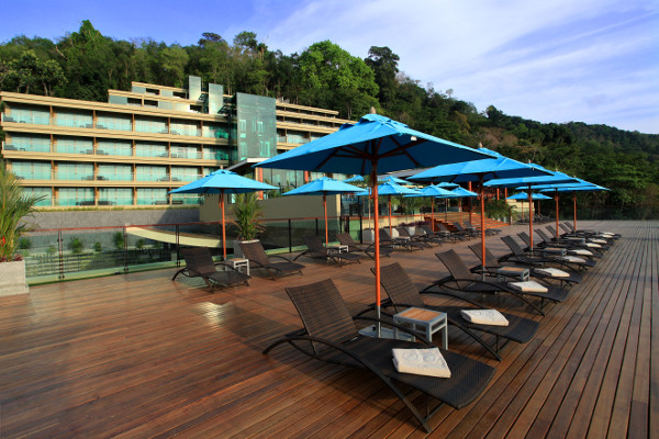 Terrasse - The Senses Resort 4* Phuket Thailande