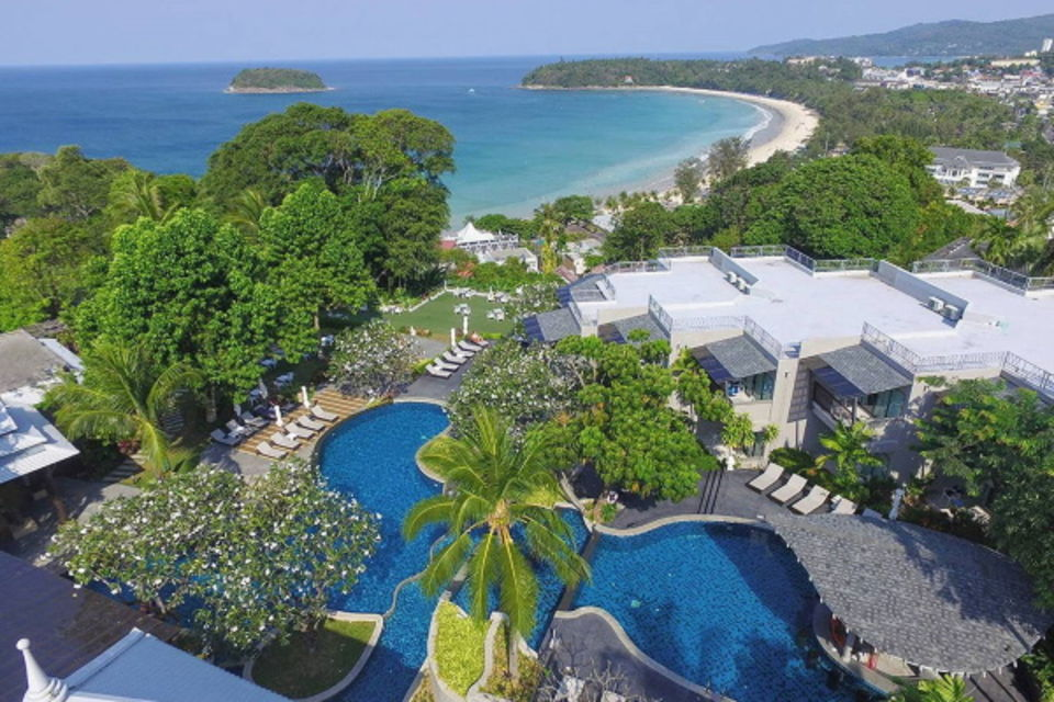 Hôtel Hôtel Andaman Cannacia Resort & Spa Phuket Thailande