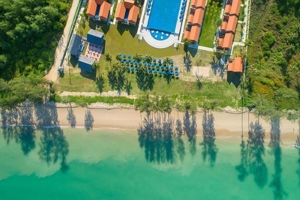 Vue panoramique - Hôtel Bravo Club Khao Lak Phuket Thailande