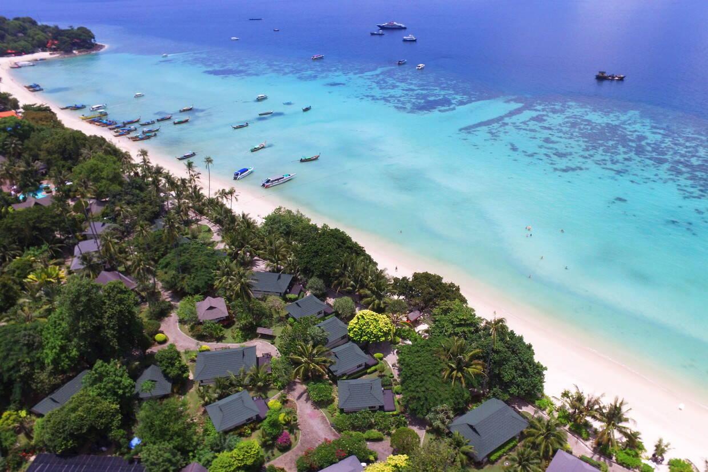 Vue panoramique - Holiday Inn Resort Phi Phi Island 4* Phi Phi Island THAILANDE