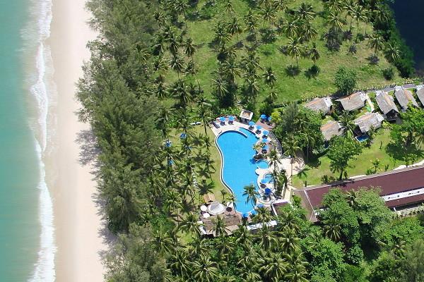 Vue panoramique - Manathai Khao Lak 5* Phuket Thailande
