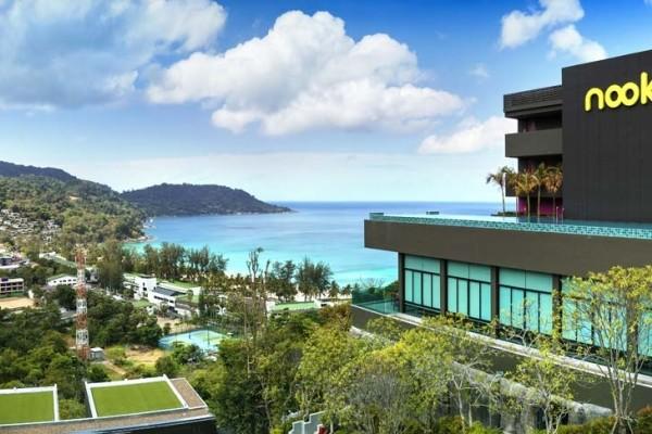 vue d'ensemble - Nook Dee Kata Beach Resort