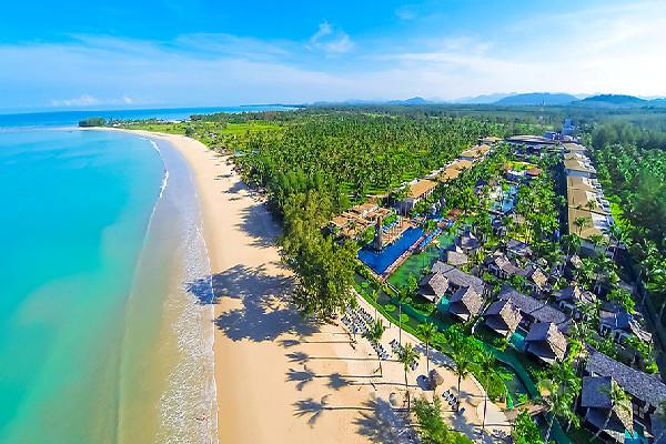 Vue panoramique - Hôtel Sentido Graceland Khao Lak Resort & Spa 4* Phuket Thailande