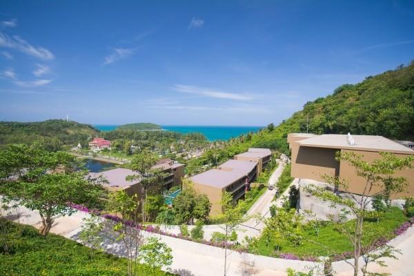 Vue panoramique - Hôtel Sunsuri Phuket 5* Phuket Thailande