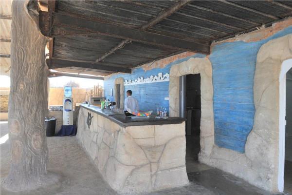 Bar - Hôtel Cedriana 3* Djerba Tunisie