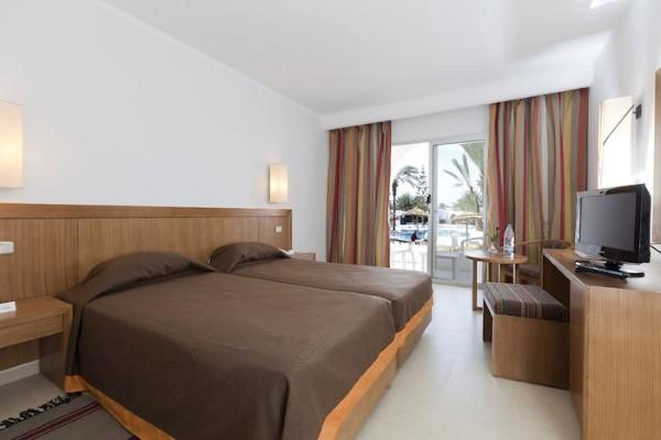 Chambre - Club Bravo Club Golf Beach 3* sup Djerba Tunisie
