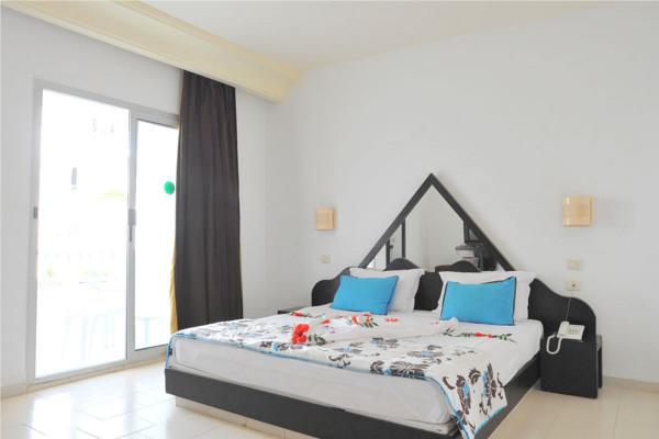 Chambre - Hôtel Cedriana 3* Djerba Tunisie