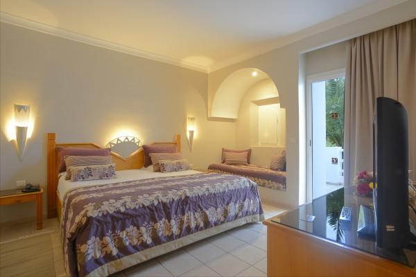 Chambre - Hôtel Djerba Resort 4* Djerba Tunisie