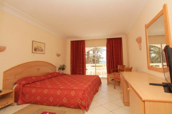 Chambre - Hôtel Zita Beach 4* Djerba Tunisie
