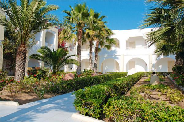 Facade - Hôtel Cedriana 3* Djerba Tunisie