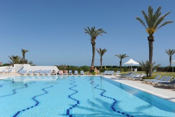 Piscine - Al Jazira Beach & Spa