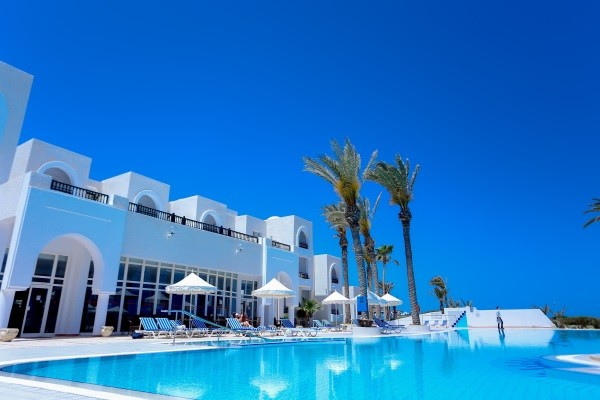 Piscine - Al Jazira Beach & Spa 3* Djerba Tunisie