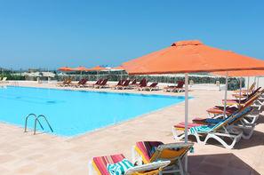 Tunisie-Djerba, Hôtel Bakour Beach by Checkin