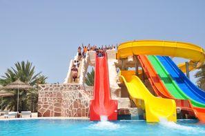 Tunisie-Djerba, Hôtel Baya Beach