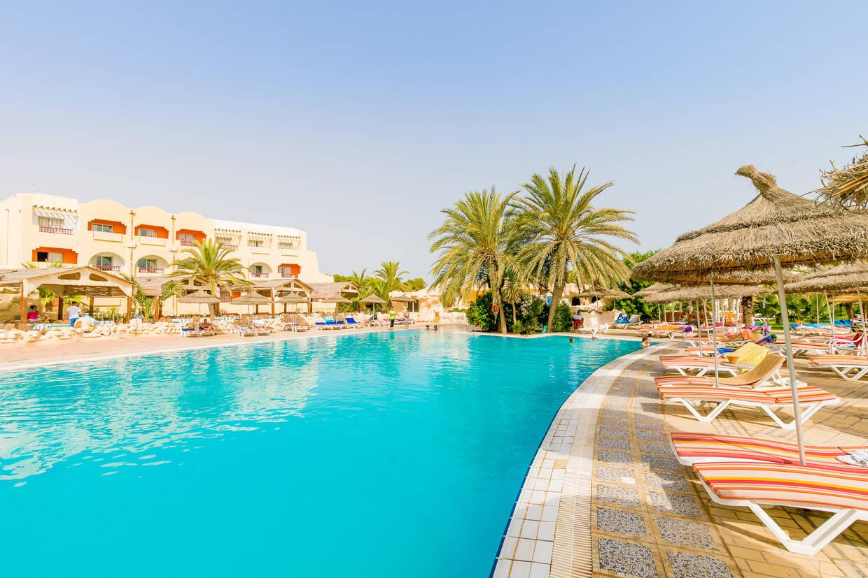 Piscine - Baya Hotel Club 3* Djerba Tunisie