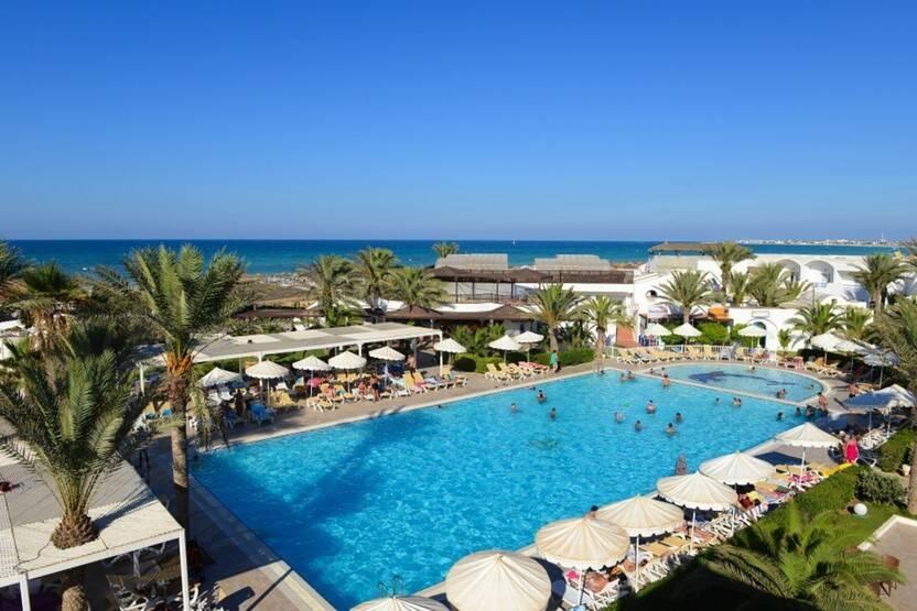 Piscine - Hôtel Complexe Meninx 3* Djerba Tunisie