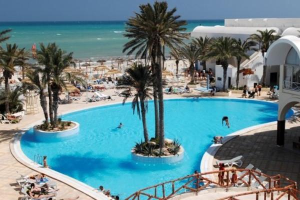 piscine - Dar Djerba Narjess