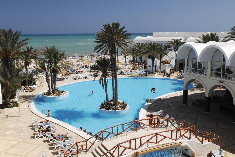 Piscine - Hôtel Dar Djerba Narjess 4* Djerba Tunisie