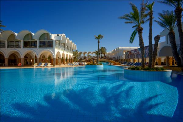 Piscine - Zahra 3* Djerba Tunisie