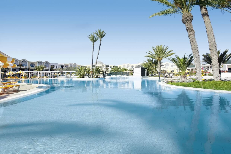 Piscine - Club Djerba Holiday Beach 4* Djerba Tunisie