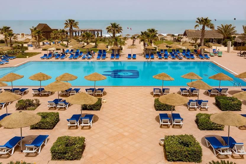 Piscine - Hôtel Djerba Mare 4* Djerba Tunisie