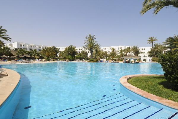 Piscine - Djerba Resort