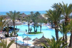 Tunisie-Djerba, Hôtel Fiesta Beach