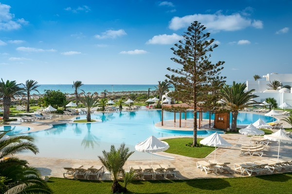 Piscine - Framissima Iliade Aquapark Djerba