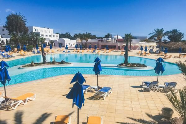 Piscine - Club Framissima Royal Karthago Djerba & Thalasso 4* Djerba Tunisie