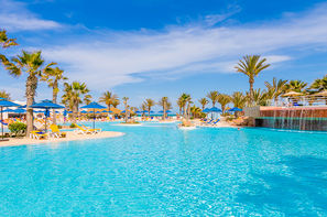 Tunisie-Djerba, Club Framissima Royal Karthago Djerba & Thalasso