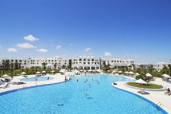 Piscine - Club Framissima Vincci Helios Beach 4* Djerba Tunisie