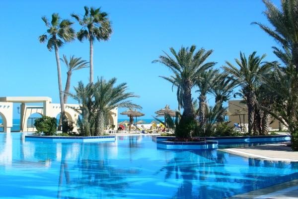 Piscine - Hôtel Framissima Zita Beach 4* Djerba Tunisie
