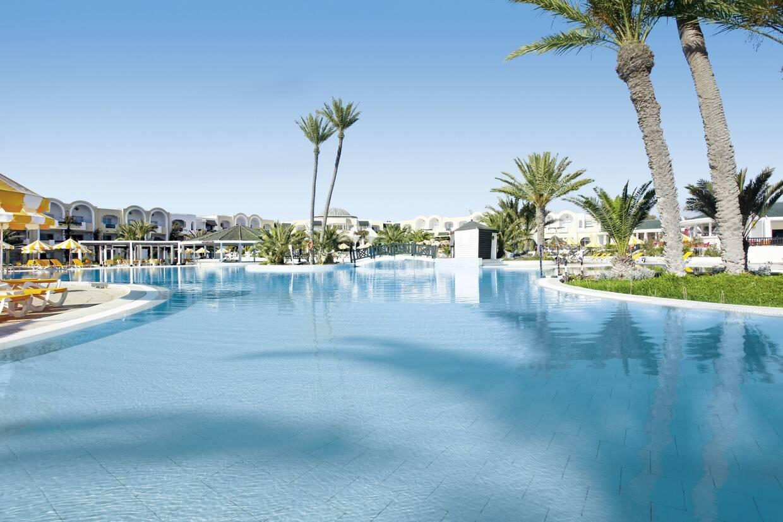 Piscine - Club FTI Voyages Djerba Holiday Beach 4* Djerba Tunisie