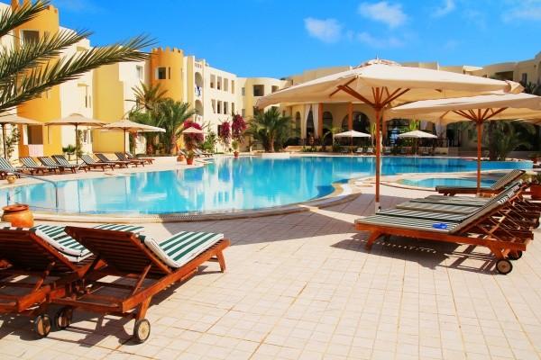 Piscine - Green Palm Golf & Spa 4* Djerba Tunisie