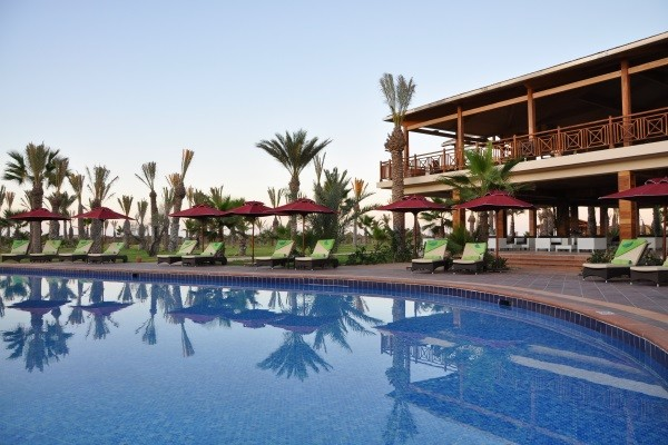 Piscine - Hasdrubal Thalassa And Spa 5* Djerba Tunisie