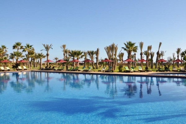 Piscine - Hasdrubal Thalassa And Spa 5* Djerba Tunisie