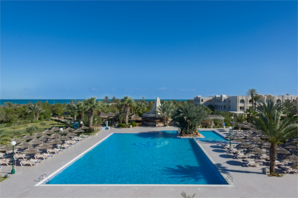 Piscine - Iberostar Mehari Djerba 4* Djerba Tunisie